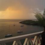 Photo Sunday: St. Lucia Sunset