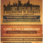 Atheist Events in NYC This Weekend