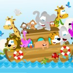 NoahsArkCartoon