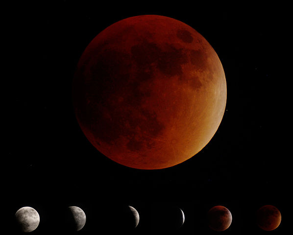 BLOOD MOONS: What's Coming in 2015? | Mark Biltz - YouTube