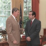 The Life and Death of Antonin Scalia