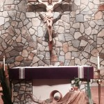 Altar-ed states: liturgical decoration for Lent