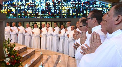 Ordination update: 47 new deacons for Allentown