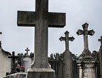 FRANCE-RELIGION-ALL-SAINTS-CEMETERY