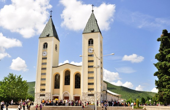 Medjugorje awaits word from the Vatican—and the pilgrimage business takes a hit