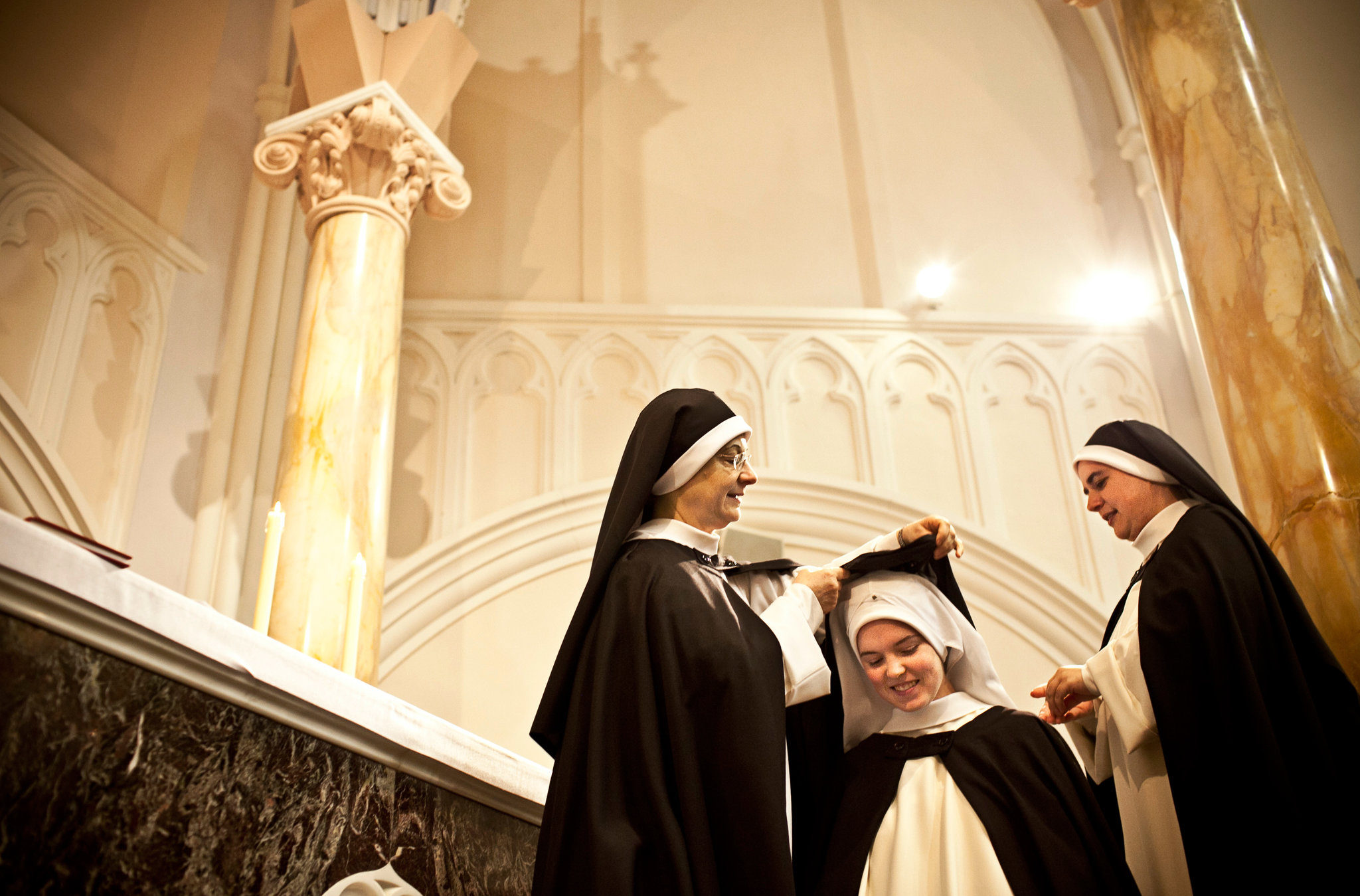 New York Times Millennials Bucking The Trend And Becoming Nuns