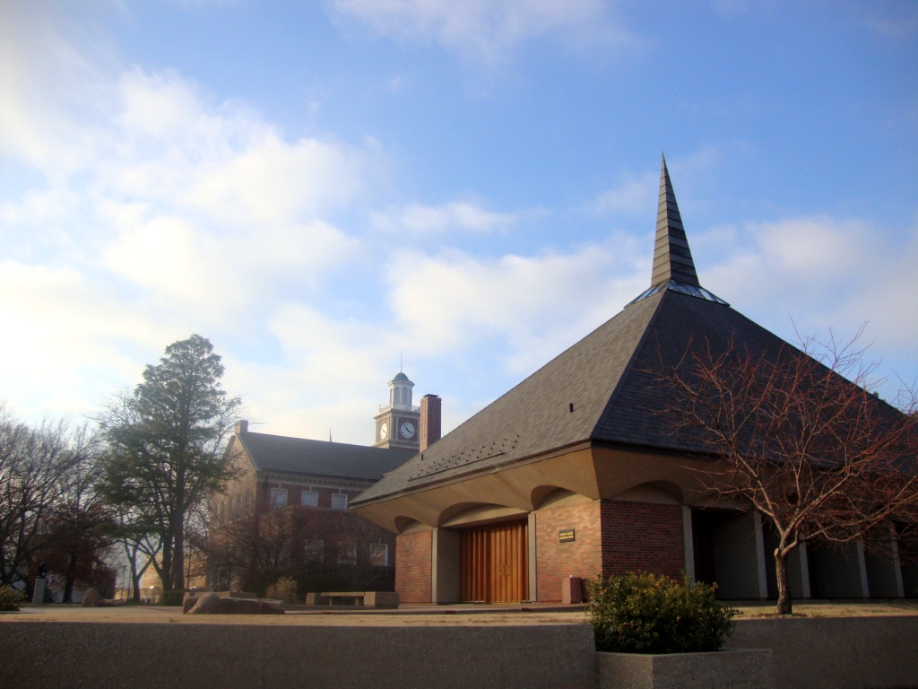 Renovation of university chapel for Muslims prompts ...