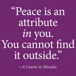 5 Quotes to Restore Your Peace
