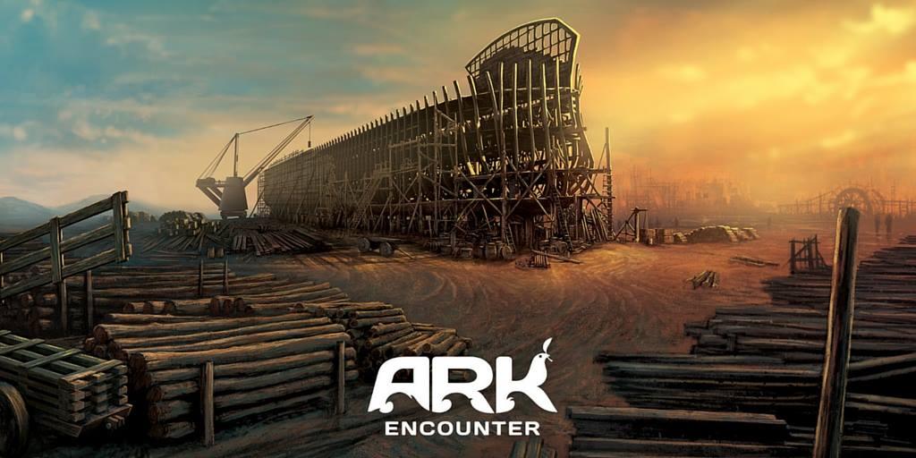 Ark encounter for Noah s ark kentucky location