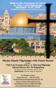 Holy Land Poster for Website