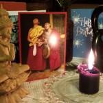 My Birthday Altar
