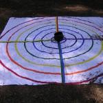 Chakra Colors and Quarter Quadrants