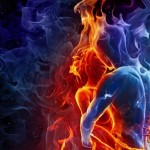 red and blue flame embrace 600x300