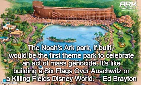 Ark Park Meme