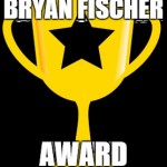 Bryan Fischer Award: Tom Cotton