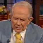Pat Robertson Explains His Faith Healing Scam