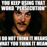 PersecutionPose