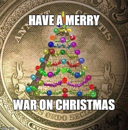 'War On Christmas' Originated In Anti-Semitism