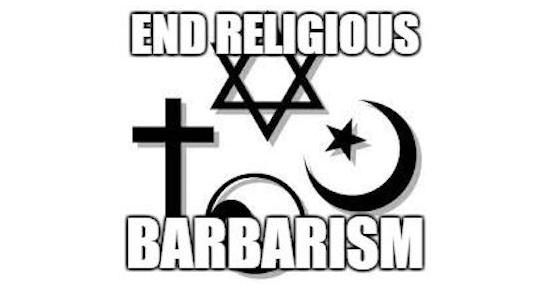 ReligiousBarbarism
