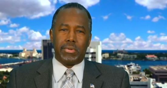 Ben Carson removes nondiscrimination language from HUD's mission statement