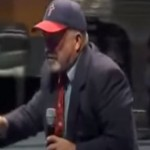 'Coach' Dave Daubenmire Starting to Snap