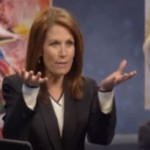 Bachmann: Islam Wants to Dominate the World!