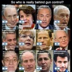 Know these punks. They hate freedom, they hate good over evil, they would deny us the basic human right to self defense & to KEEP & BEAR ARMS while many of them have tax paid hired ARMED security! Know them well. Tell every1 you know how evil they are. Let us raise maximum hell to shut them down!