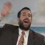 Bigot Pastor Refuses to Say Pledge of Allegiance