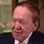 Adelson Opens the Bank Account for Trump