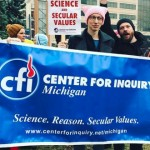 CFI Michigan at the March for Science