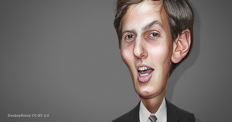 Total Amateurs In The White House Totally Unqualified Envoy Without Portfolio Jared Kushner Flew To Mexico And Meet With That Countrys President