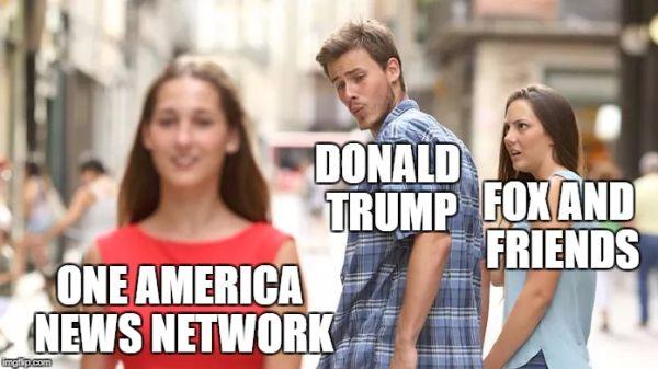 DistractedTrump