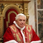 Pontifical Sass: More Little Surprises from Pope Emeritus Benedict XVI