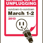 POST-OSCAR DETOX:  A DAY TO UNPLUG