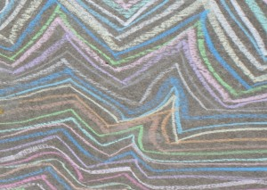 jagged chalk