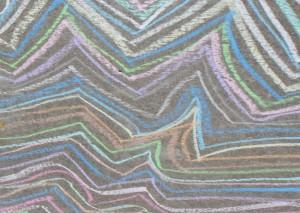 jagged chalk