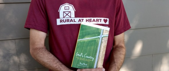 Book in hand! – God's Country: Faith, Hope, and the Future of the Rural Church