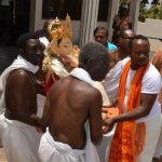 Ganesh Chaturthi being celebrated in Ghana