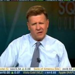 Joe Kernen mimicking the Indian Accent