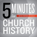 5 Minutes in Church History: Cruce, Libro, et Atro
