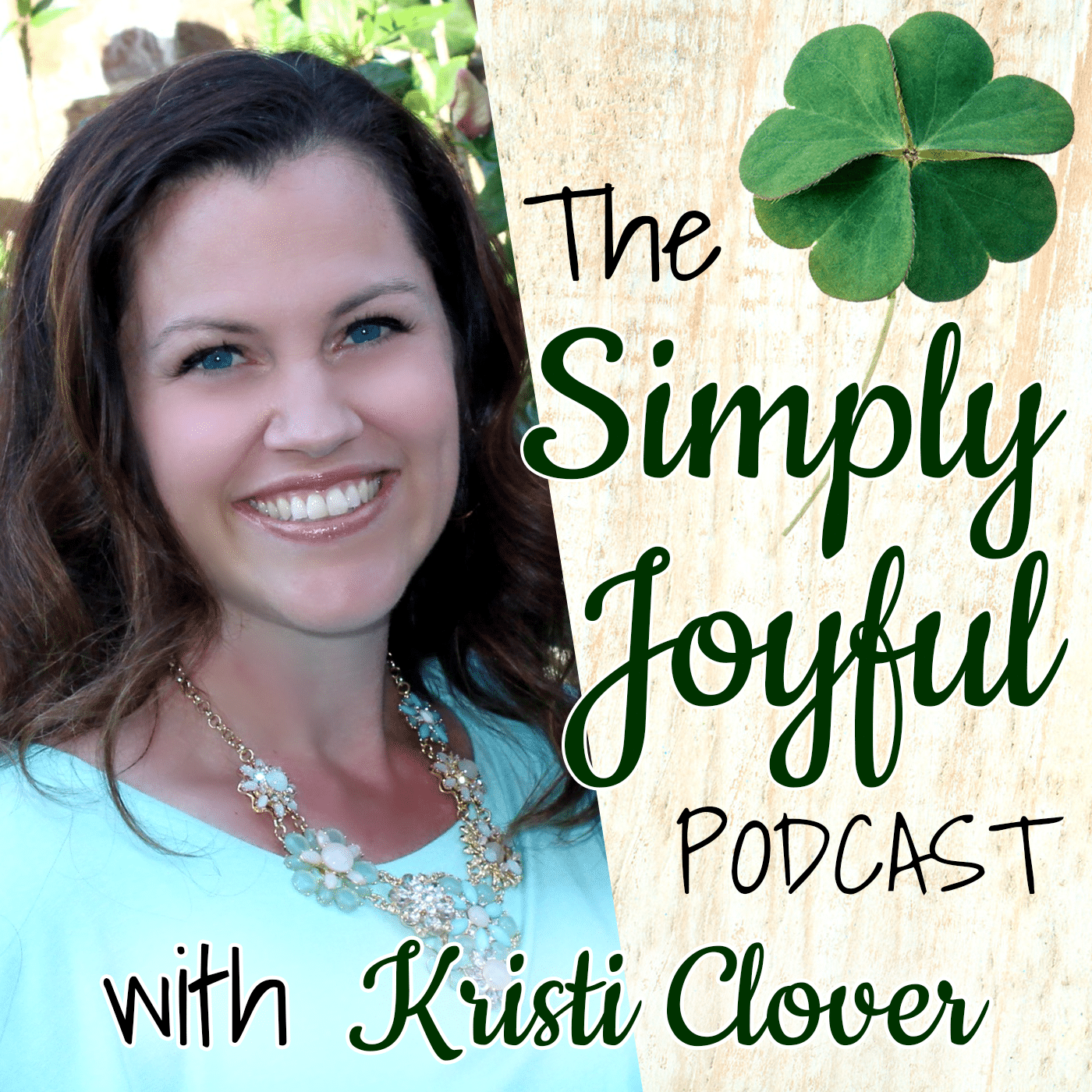 Simply Joyful Podcast: Practical Tips for Being More Productive with Mystie Winkler!