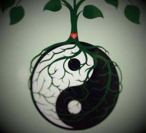 yin yang of Christian parenting