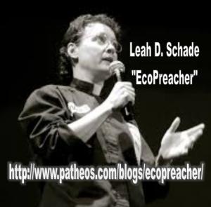 Leah D. Schade, EcoPreacher