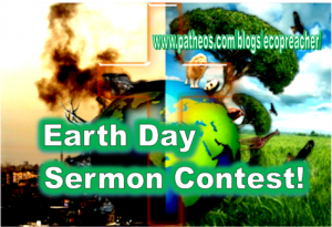 earth day sermon contest
