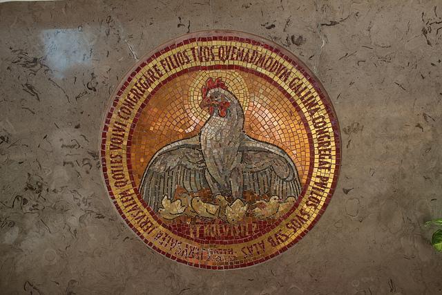Mosaic, Jerusalem