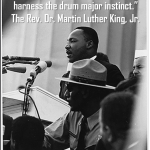 "Preaching Martin Luther King's ""Drum Major Instinct"" in the Trump Era"