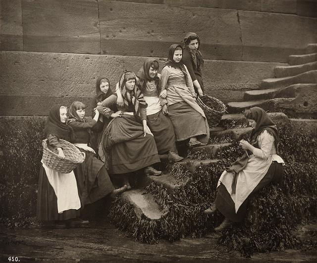 """Women with . . ."" Preus Museum https://www.flickr.com/photos/preusmuseum/. No known copyright"