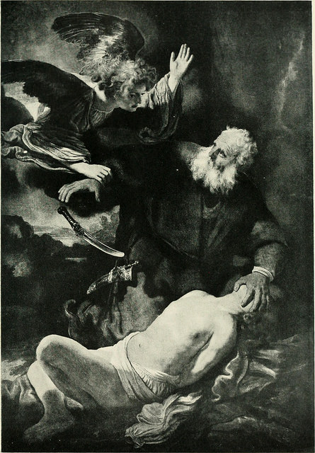 """Image from page 234 of """"Rembrandt : his life, his work, and his time"""" (1903). Public domain."""