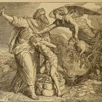 Abraham and Isaac, Guns and God