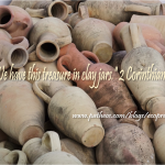 What to do When You're Attacked on All Sides: A Message for the Clay Jars